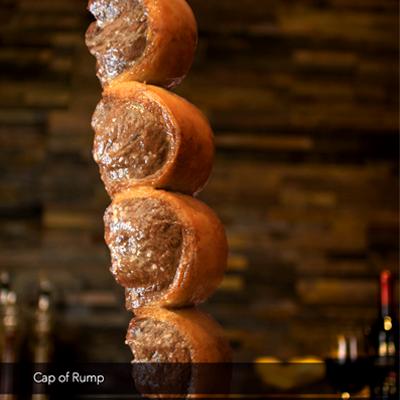 Cap da Garupa - Touro Steak House