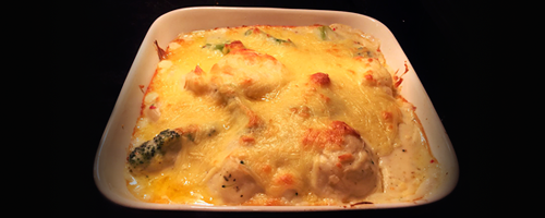 Broccoli & Cauliflower Cheese - Touro SteakHouse Carvery