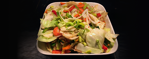 Hot Vegetables - Touro SteakHouse, Rodizo and Churrascaria in london