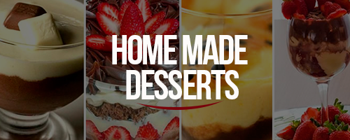 Delicious puddings from Brazil made with passion