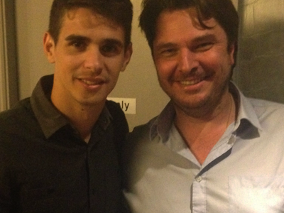 Oscar at Touro Brazlian Steakhouse in London and Brigthon