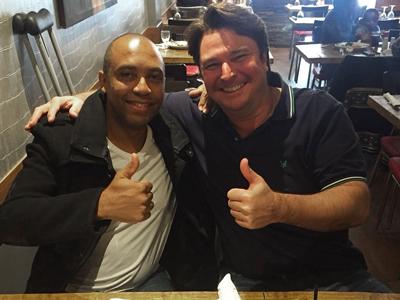 Salgadinho at Touro Brazlian Steakhouse in London and Brigthon