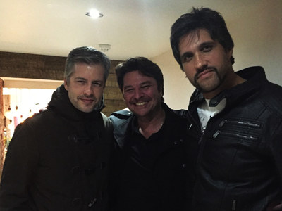 Victor & Leo at Touro Brazlian Steakhouse in London and Brigthon